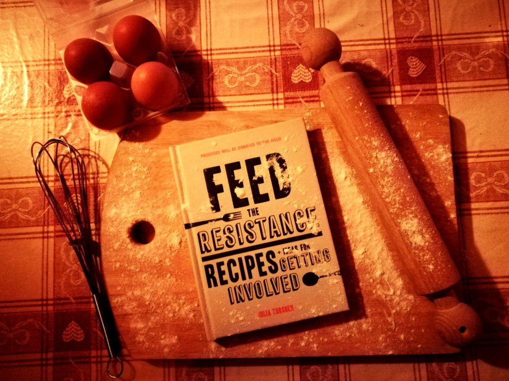 Feed the Resistence